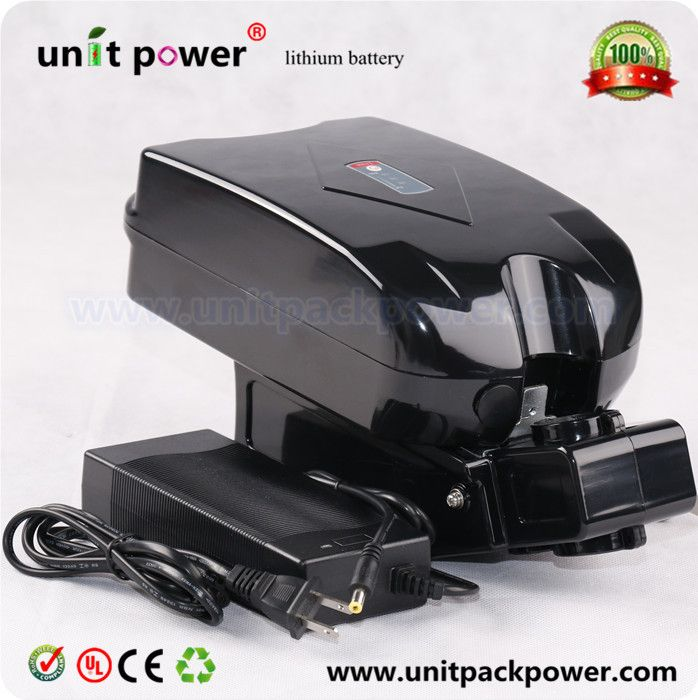Factory directly selling fro g type lithium battery 24v 10ah electric bike battery