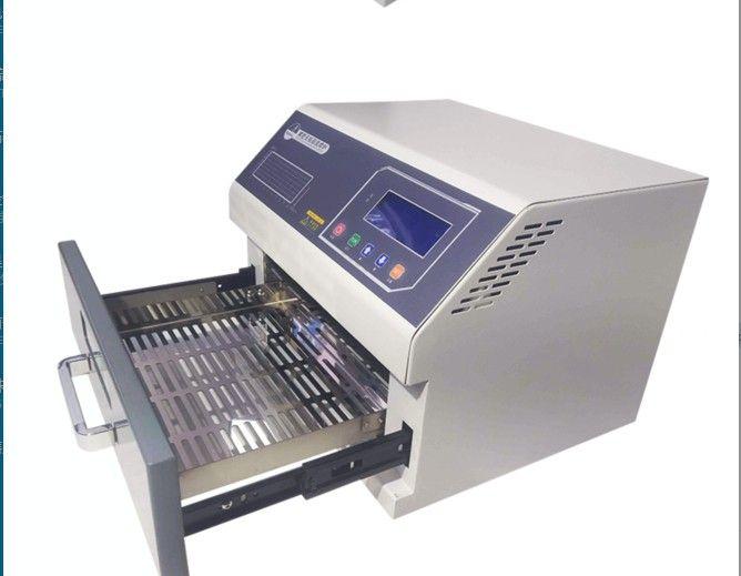 reflow welding drawer ZB2520HL reflow oven machine SMT desktop patch drawer