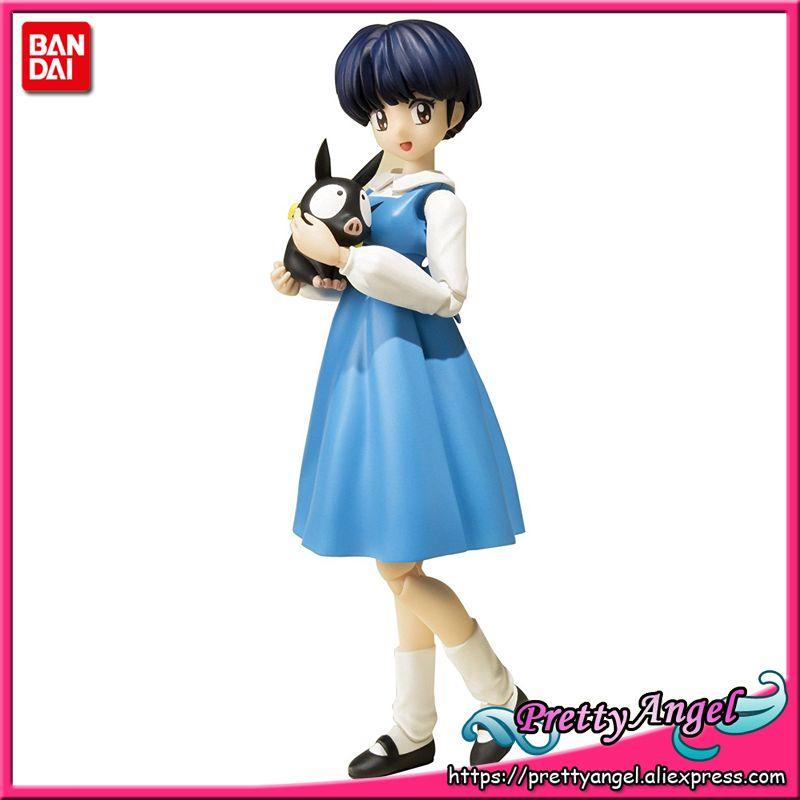 PrettyAngel - Genuine Bandai Tamashii Nations S.H.Figuarts Exclusive Ranma 1/2 Tendou Akane Action Figure