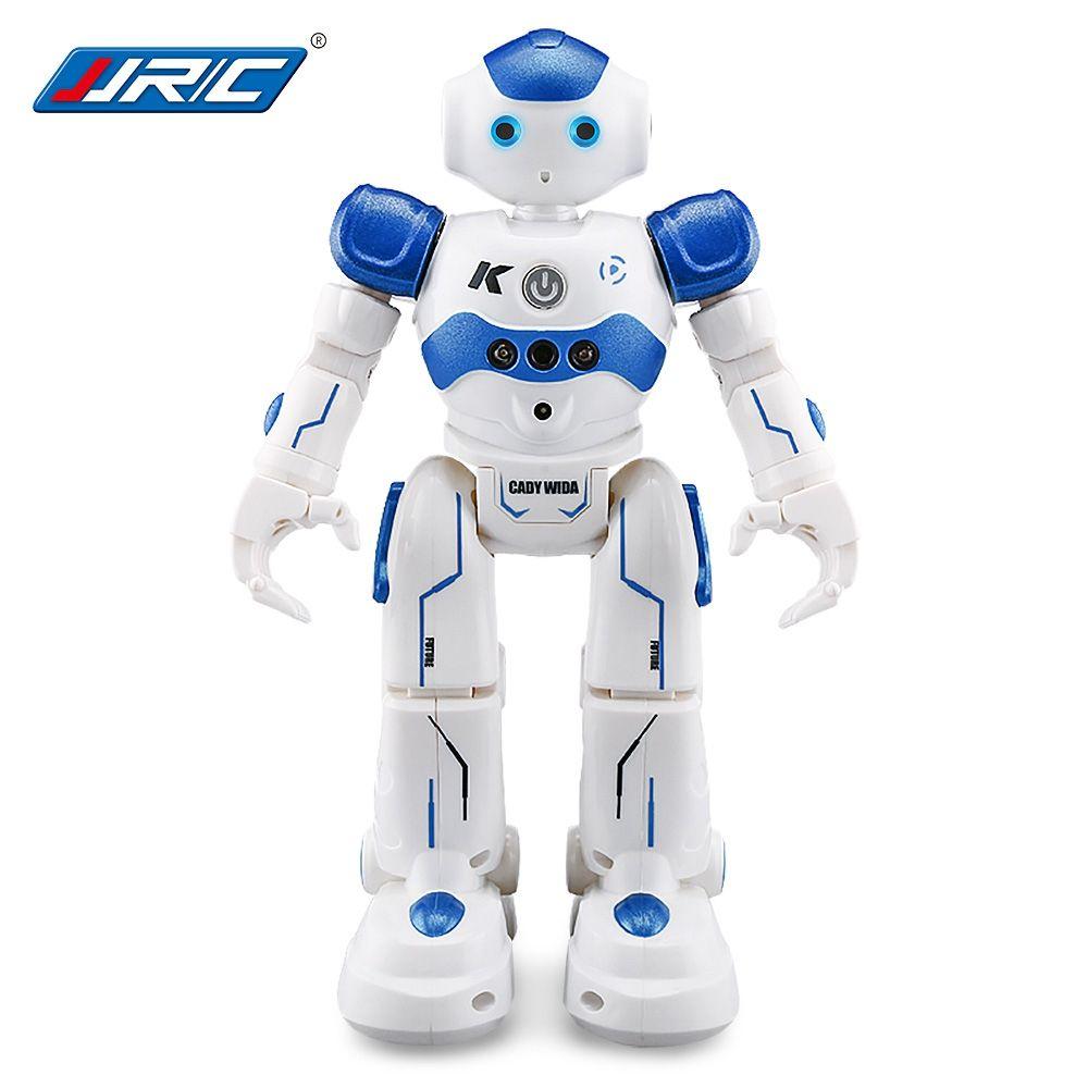 Original JJRC R2 RC Robots IR Gesture Control Robot CADY WIDA Intelligent RC Robot Toy Movement Programming Kids Toys Gifts