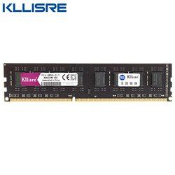 Kllisre DDR3 8 GB ram 1600 1333 no ecc memoria para PC 240 pines sistema Alto Compatible