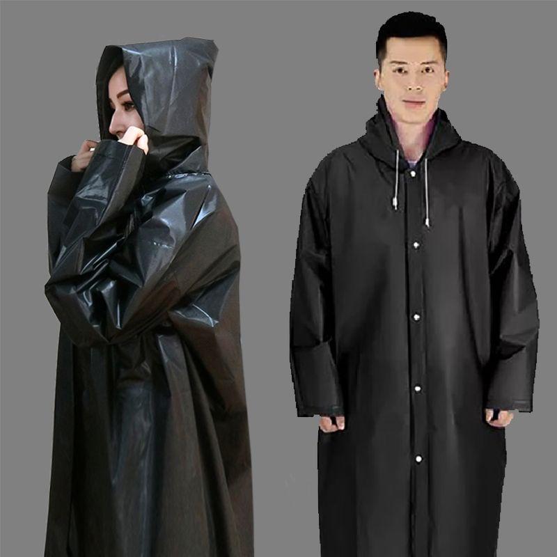 Imperméable femmes vêtements de pluie hommes imperméable Capa de chuva chubasquero Poncho japon imperméable pluie cape couverture à capuche