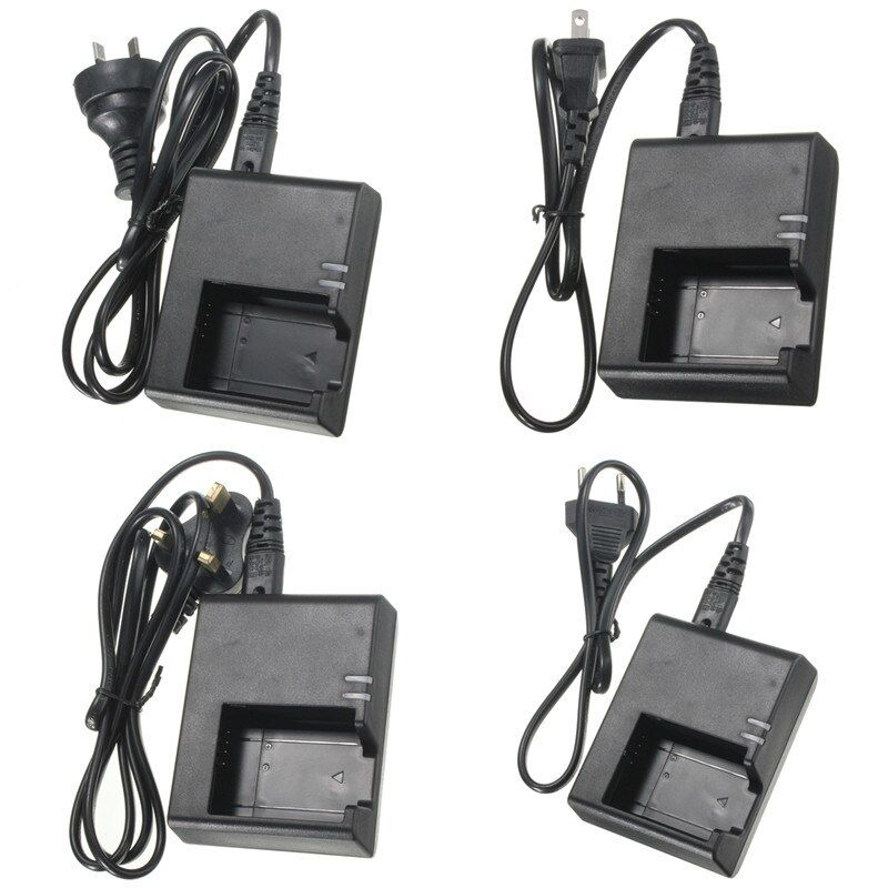 Lithium Battery Charger LC-E10 For Canon LP-E10 LPE10 E10 EOS 1100D Rebel For T3 Kiss X50 DSLR Digital Camera