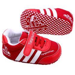 Moda 3 rayas bebé recién nacido niños niñas zapatos para niños zapatillas infantiles zapatos del pesebre interior Niño niños niñas primero caminantes
