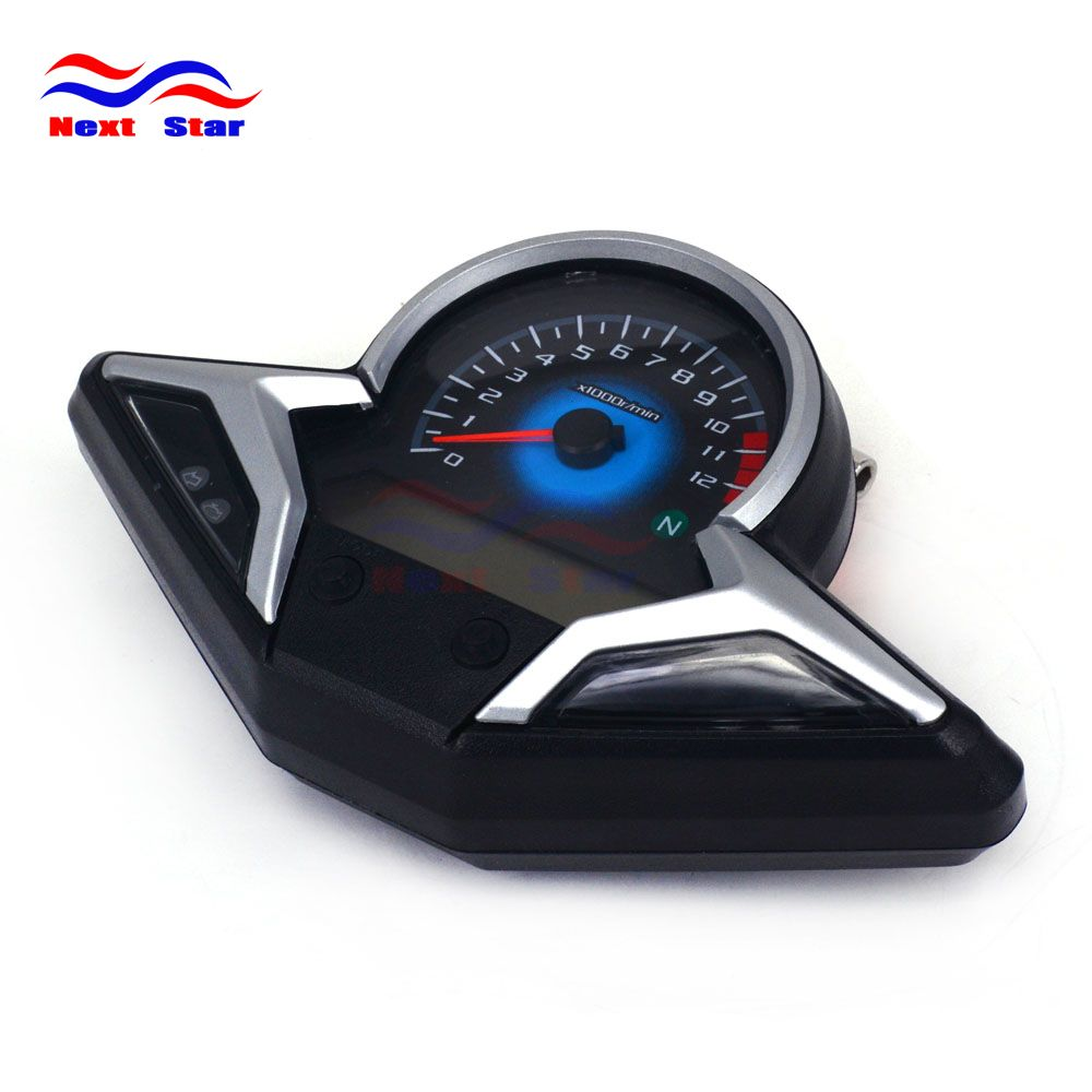 Motorcycle Speedometer Clock Instrument Gauges Odometer Tachometer For HONDA CBR250 CBR250R CBR 250 2011 2012 2013 Street Bike