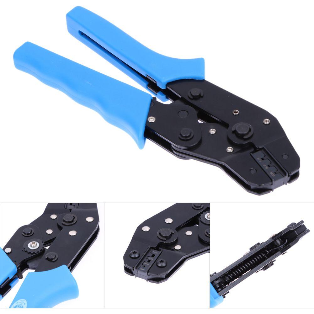 Hohe Qualität Professionelle Multifunktionale Blau SN-28B Pin Crimpzange 2,54mm 3,96mm 28-18 AWG 0,1-1,0mm Platz Kabel Crimper