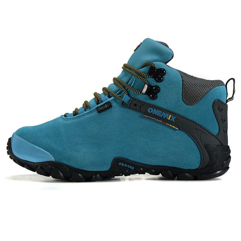 Winter men & women trekking anti-skid climbing winter boots for climbing deodorant insole comfortable wearable shoes