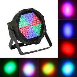 DMX512 127 RGB Efeito LED Light Iluminação Cénica Disco DJ Party Mostrar AC90-240V EUA Plug UE