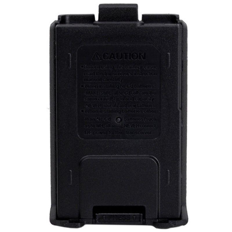 NEW AAA battery case BaoFeng UV-5R UV-5RA UV-5RB UV-5RC UV-5RD UV-5RE UV-5RA+ UV-5RE+ TYT TH-F8