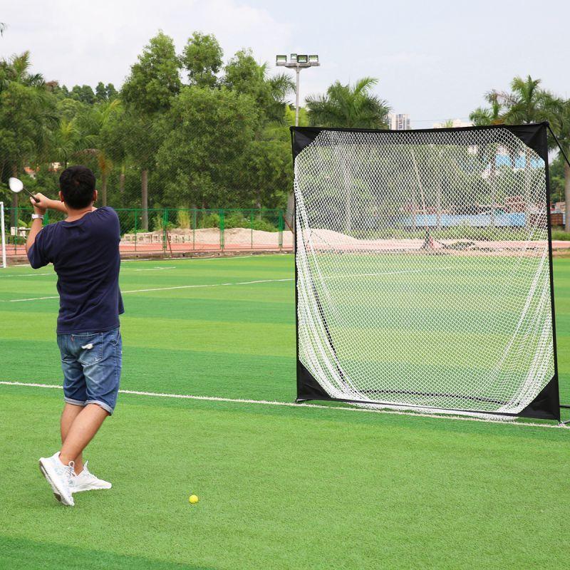 2017 новые Гольф практика net Professional Гольф клетка Гольф тренер Учебные средства для гольфа