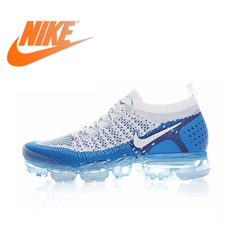 NIKE AIR VAPORMAX FLYKNIT 2.0 Original Authentic Mens Running Shoes Breathable Sport Outdoor Sneakers Walking jogging 942842