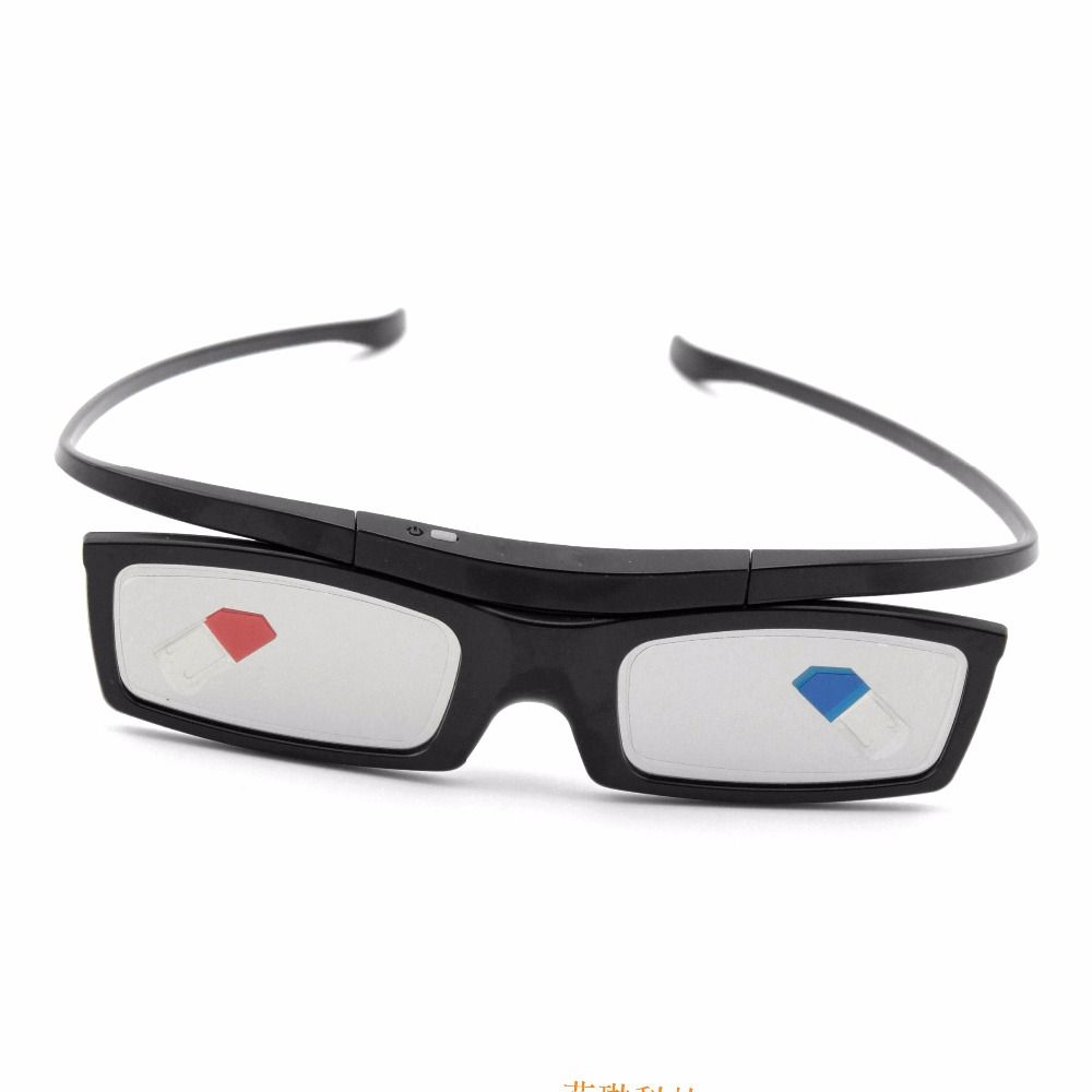 2017 New Bluetooth 3D Shutter Active Glasses replacement for Samsung SSG-5100GB 3DTVs Universal TV cardboard Free Shipping
