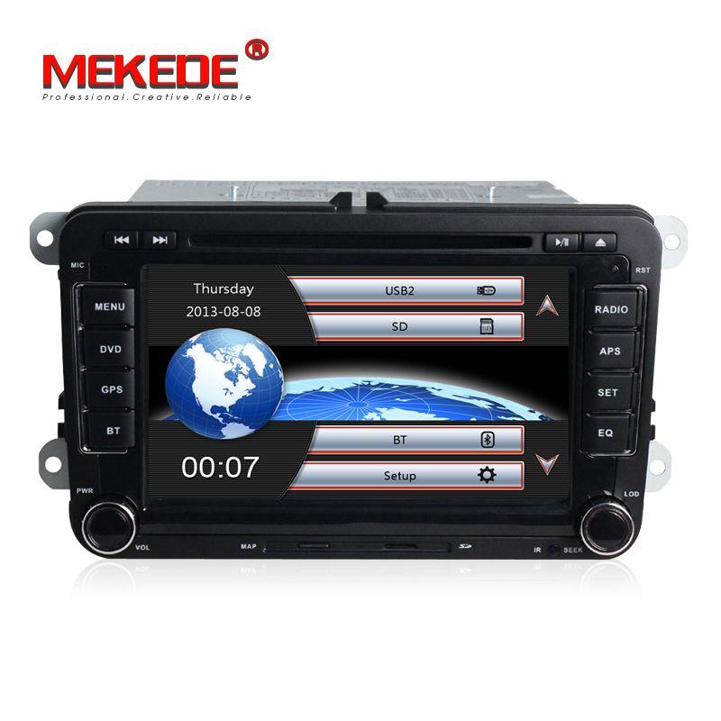German warehouse in stock ! 7inch Car GPS DVD player for VW Skoda Octavia/Fabia/Rapid/Yeti/Superb/VW/Seat With free map wifi BT