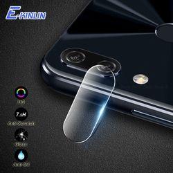Lensa Kamera Belakang Pelindung Bening Tempered Glass Pelindung Film untuk ASUS ZenFone 5 5Z 5Q Lite Selfie ZE620KL ZS620KL ZC600KL