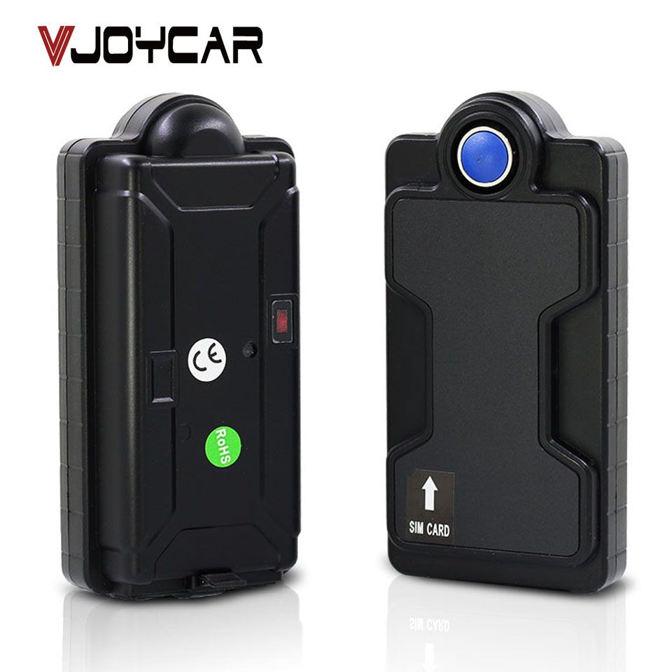 VJOYCAR TK05SE Waterproof Magnet GPS Tracker Car Motorcycle 5000mAh Battery 2G Vehicle Locator Real Time Tracking FREE Software