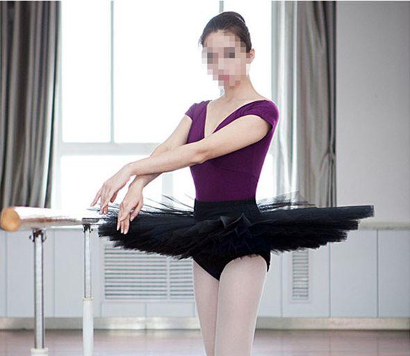 Freies verschiffen Neue Professionelle Ballett-tutu Rock Adult Klassischen Ballett-kostüm Tutu Tanzkleid 4 farbe