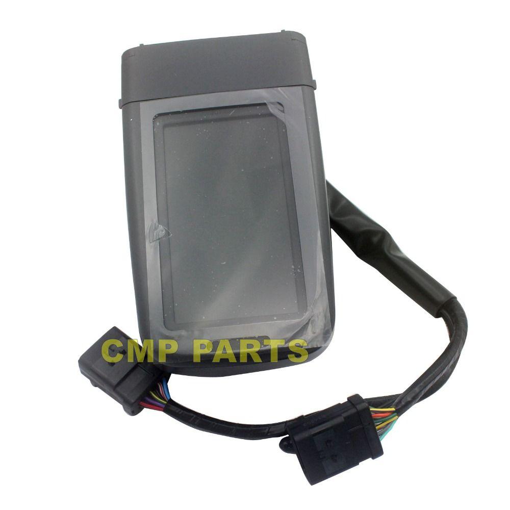 312D 320D Monitor 386-3457 227-7698 für KATZE Bagger LCD Gauge Panel, 1 jahr garantie