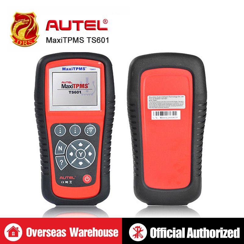 Autel MaxiTPMS TS601 OBDII Diagnose Werkzeug OBD2 Scanner TPMS Programmierer Auto Code Reaser TPMS Monitor Werkzeug 433 MHz 315 MHz sensor