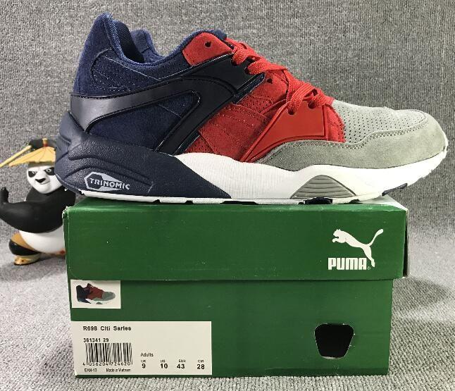 Hotsale PUMA Original New Arrival Disc Blaze Unisex sports men's shoes Sneakers Badminton Shoes size40-44