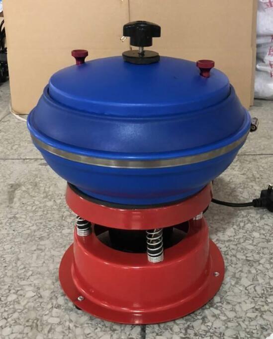 Vibratory Tumbler, tumbling Polishing machine goldsmith Jewellery Polisher