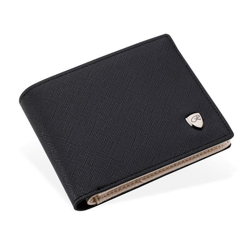 2016 New Men Wallets Fresh Fishon Designer's Purse Men Brand striped Card purse Mens Wallet  Wholesale price