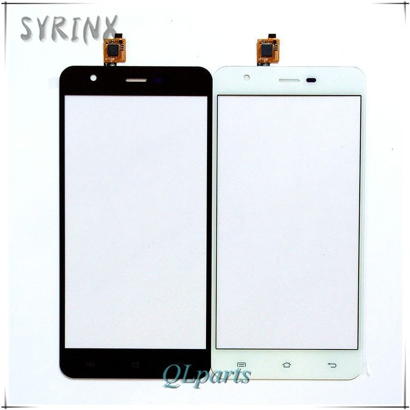 Syrinx Touch Panel Sensor For JY S3 Outer Front Glass Panel Lens Touch Screen Digitizer For JIAYU S3 Touchscreen Replacement