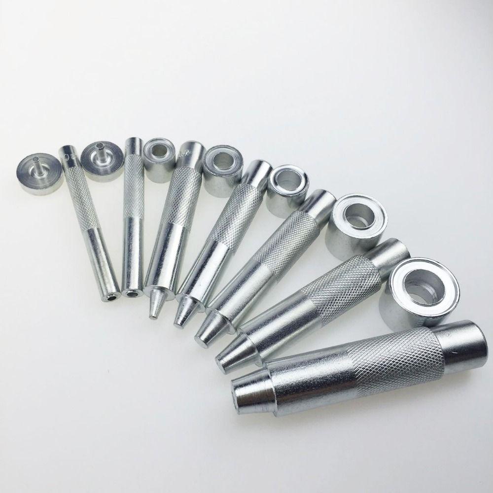 Oeillet outil en métal oeillets, vêtements et Accessoires. à coudre repaire les spécifications complètes