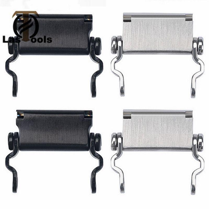 Montre lien boucle cuir multifonction outil Bracelet Bracelet multi-fonction boulon installer montre-spécifique connexion boucle