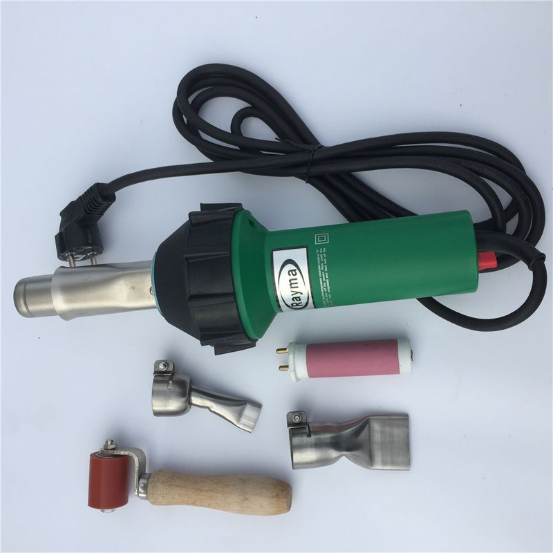 hotsale hot air tarpaulin welder heat air gun hot air welder heat gun replace the Leisiter trica S CE certificate high quality !