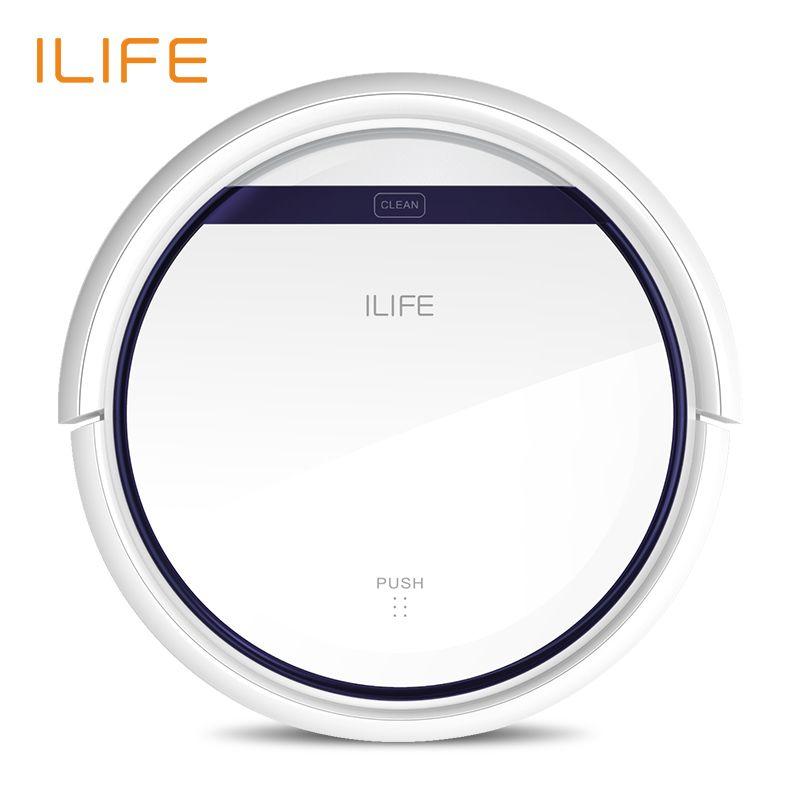 ILIFE V3s Pro robot aspirateur Maison Ménage Professionnel balayeuse pour Pet cheveux Anti Collision Automatique Recharge