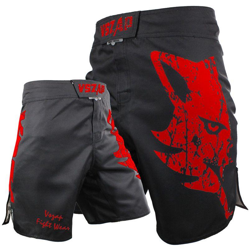 MMA Fight Shorts Kick Boxing Cage Fighting Grappling shorts Training pants