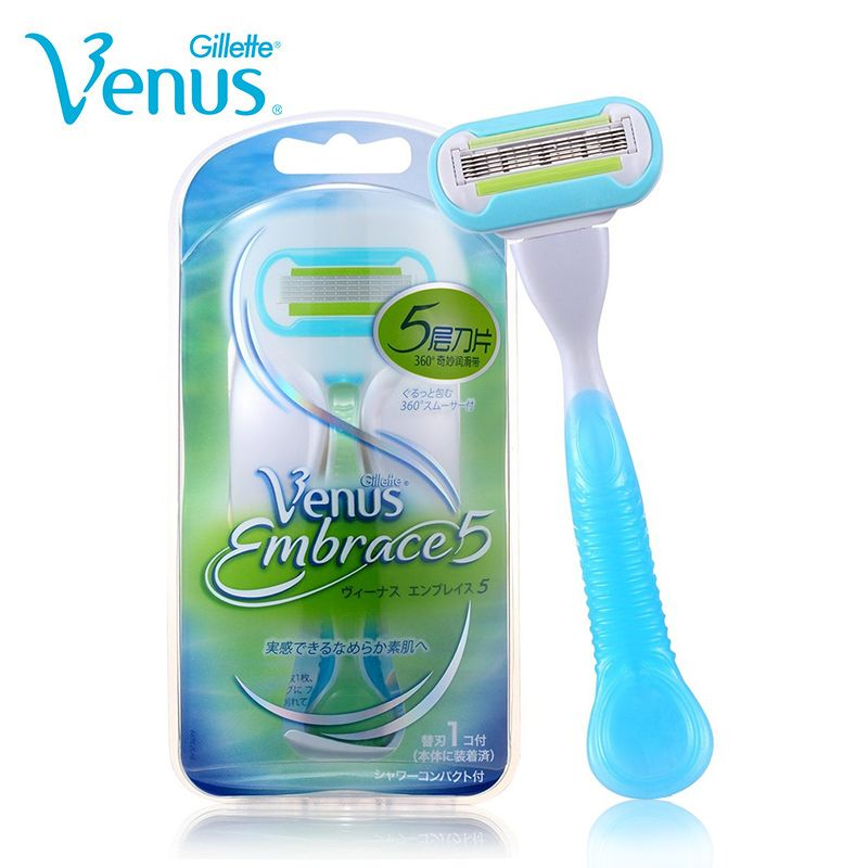Gillette Venus embrasser rasage femmes rasoirs épilateur dame rasage épilation sécurité R