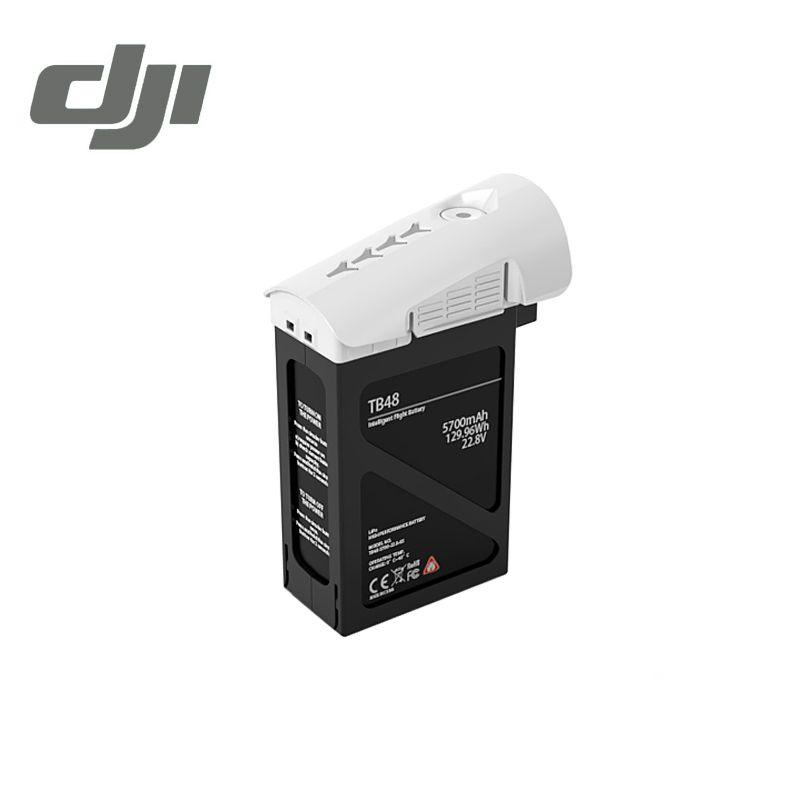 DJI Inspire 1 Batterie Weiß TB48 Intelligente Flug Batterie für Inspire1 Original Zubehör 5700 mah TB 48