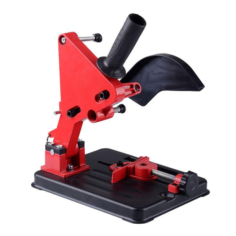 Accessoires de meuleuse d'angle Support de meuleuse d'angle outil de travail du bois bricolage Support de meuleuse Dremel accessoires d'outils électriques