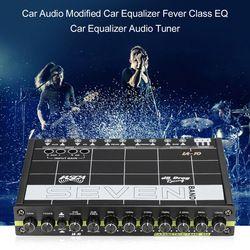 Audio Mobil Modifikasi Mobil Equalizer Kelas Demam EQ Mobil 7 Equalizer Mobil Audio Tuner