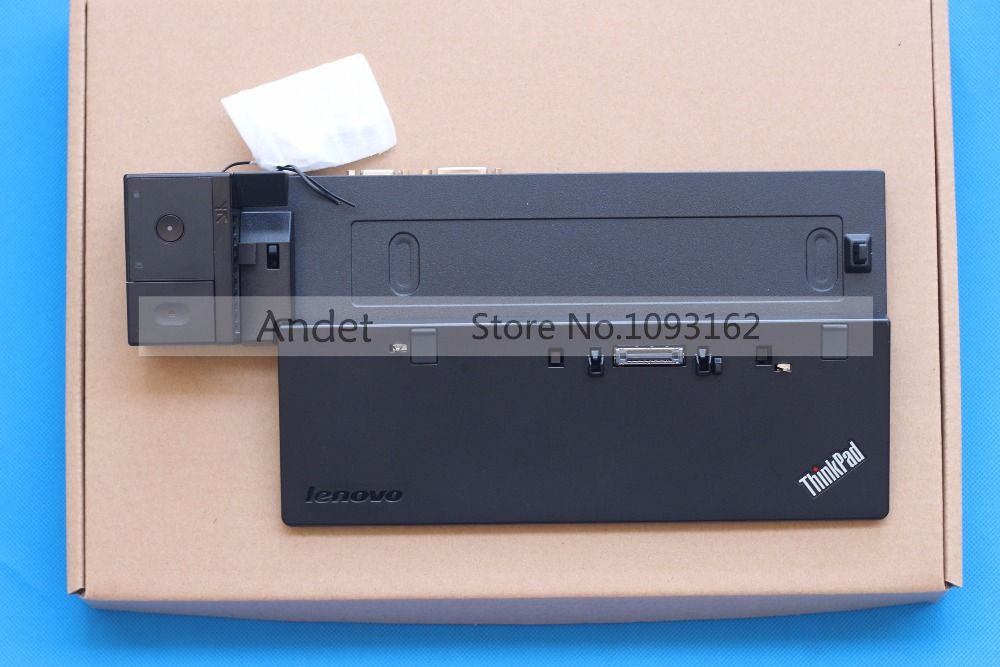 Neue Original Dockingstationen für Lenovo ThinkPad Pro Dock T460 T440 T450 L450 L440 X240 X250 X260 W540 T540P T440S T450S T460
