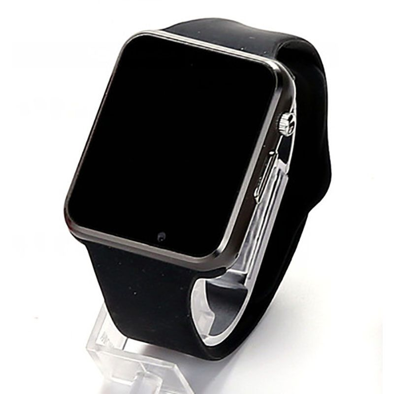 A1 Smart Watch SIM Watches Phone Camera Smartwatches Pedometer Sleep Monitor SMS Call Reminder For Android