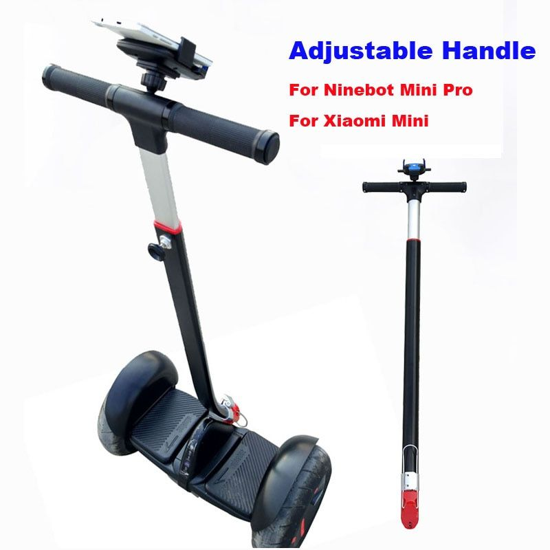 Xiaomi Mini Scooter Adjustable Handle Hand Control Extension Armrest Quick Release Handrail for Xiaomi Mini & Mini Pro Scooter