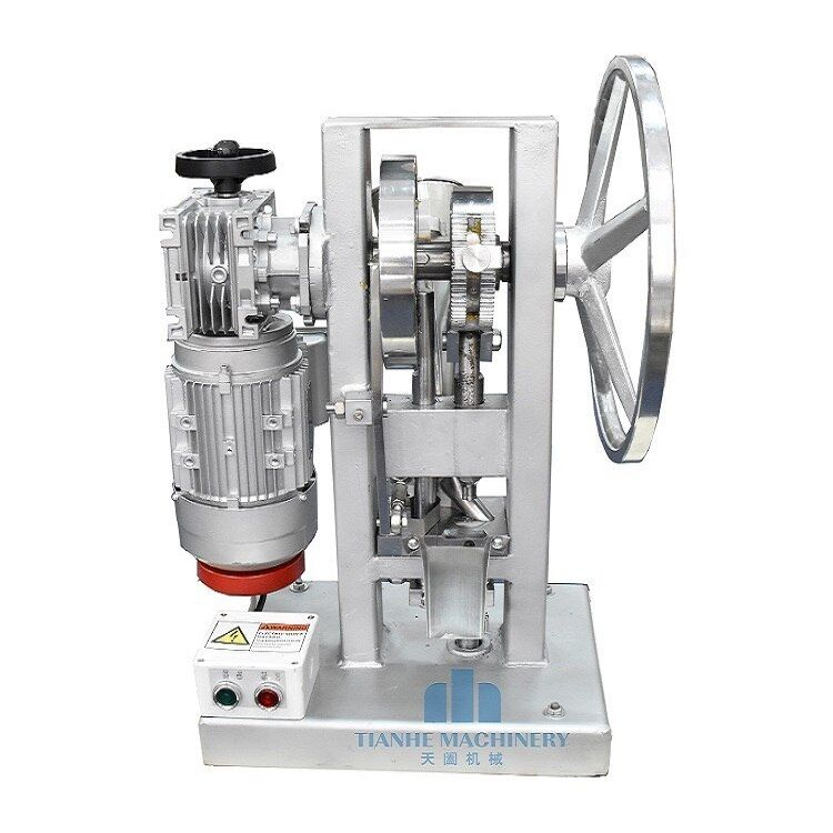 Single punch tablet press machine candy press machine New TDP5 machine THDP5 pill maker machine