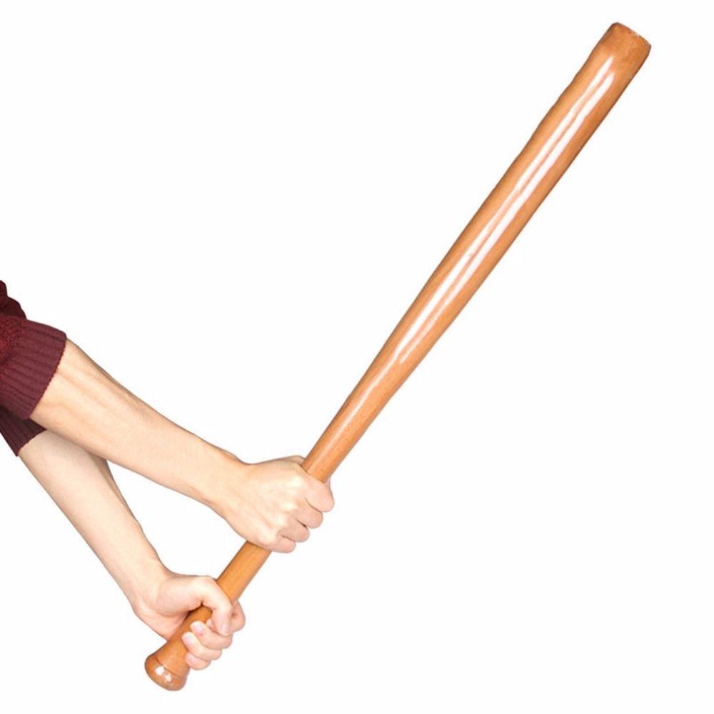 Massivholz Baseballschläger Professionelle Hartholz Baseball-Stick 54 cm 64 cm 74 cm 84 cm Outdoor-sportarten Fitness Ausrüstung neue