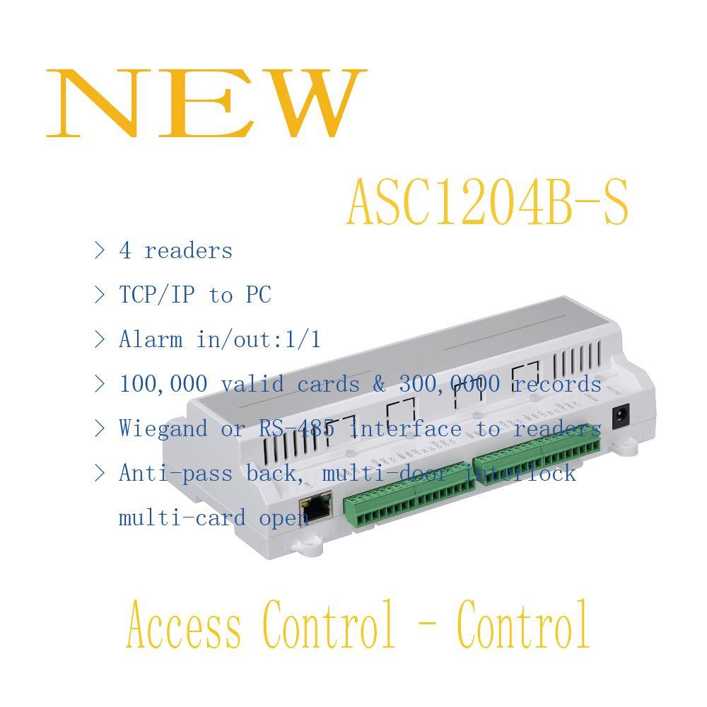 Freies Verschiffen DAHUA Access Control Controller Vier Tür Access Controller Ohne Logo ASC1204B-S