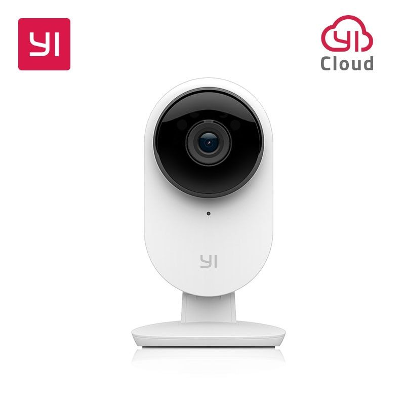 Yi Home Camera 2 <font><b>1080P</b></font> FHD Smart Camera Home Security Mini Webcam Wireless cctv cam Night Vision US&EU Edition Android IOS CMOS