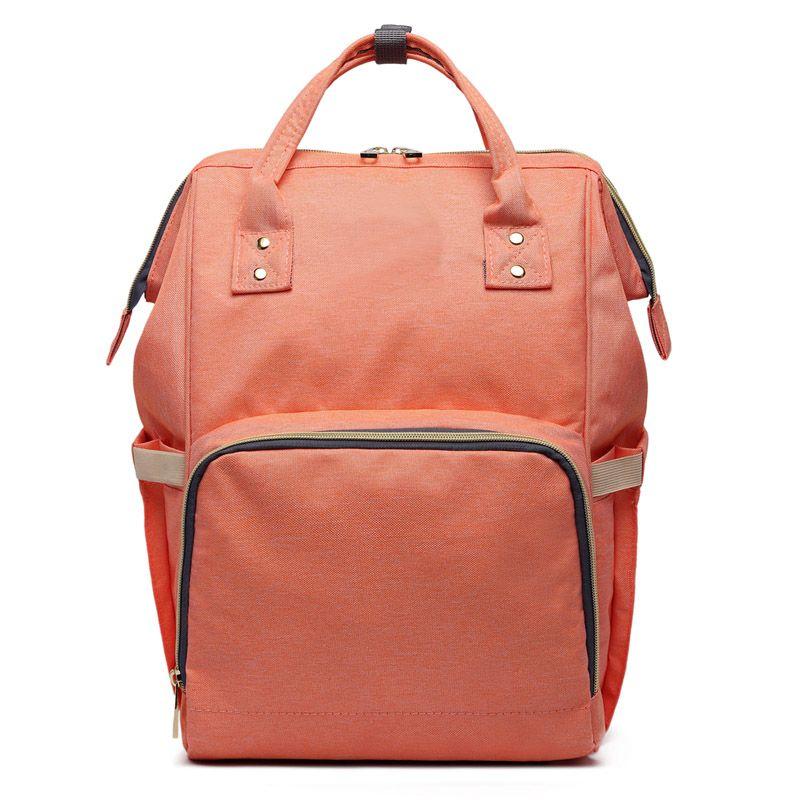Fashion Mummy Maternity Nappy Bag Brand Large Capacity Baby Bag Travel Backpack Designer Nursing Bag for Baby Care