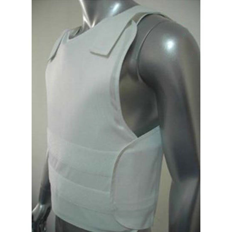 Bulletproof vest Body armor Proof vests Tactical Vest Ballistic vest waistcoat Concealable Wear inside Classic IIIA 3A