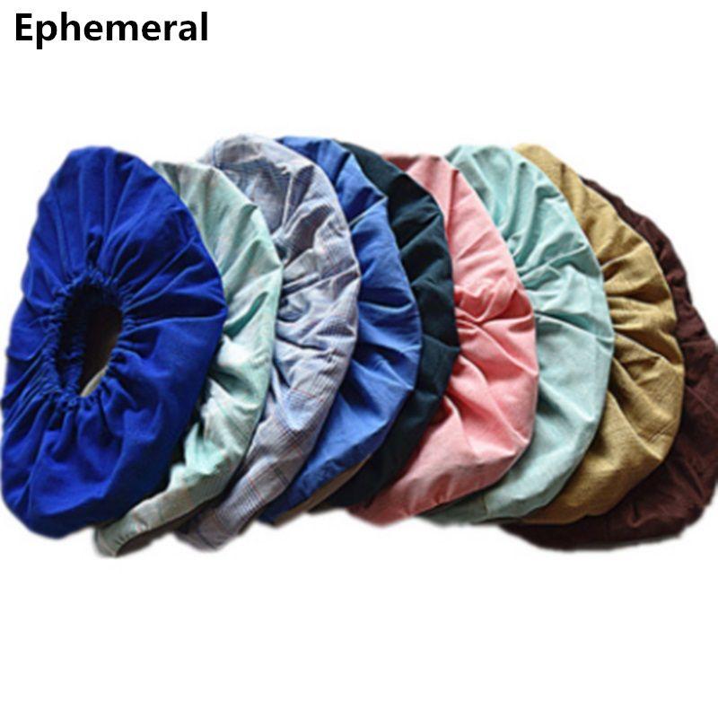 Homme et Femme couverture chaussures en tissu lavable réutilisable couvre-chaussures non slip pratique chaussures couvre sur tapis et planchers 10 paires 34-44