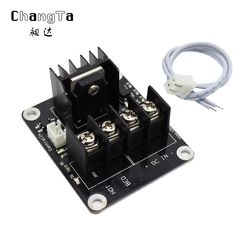 CHANGTA 3D Printer Heated Bed Power Module High Current 210A MOSFET Upgrade RAMPS 1.4
