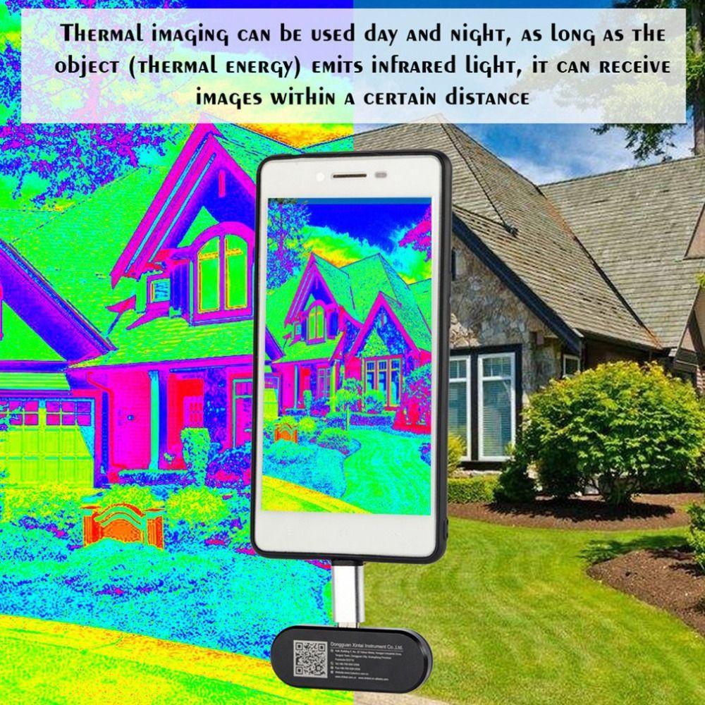 Seeked Handy Thermische Kamera Infrarot Thermique Imager Termica Thermometer Termal Kamera Unterstützung Video und Bilder