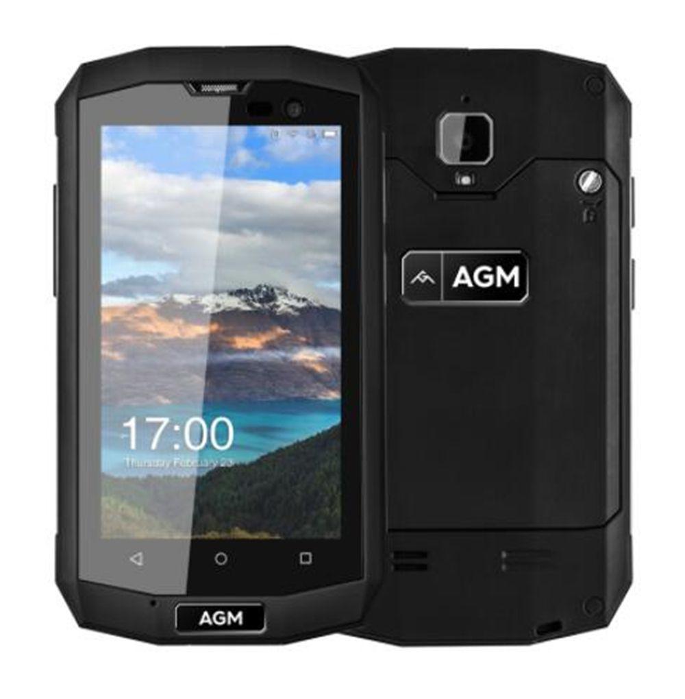 AGM A8 Mini 4G LTE IP68 Waterproof Shockproof Mobile Phone 4.0