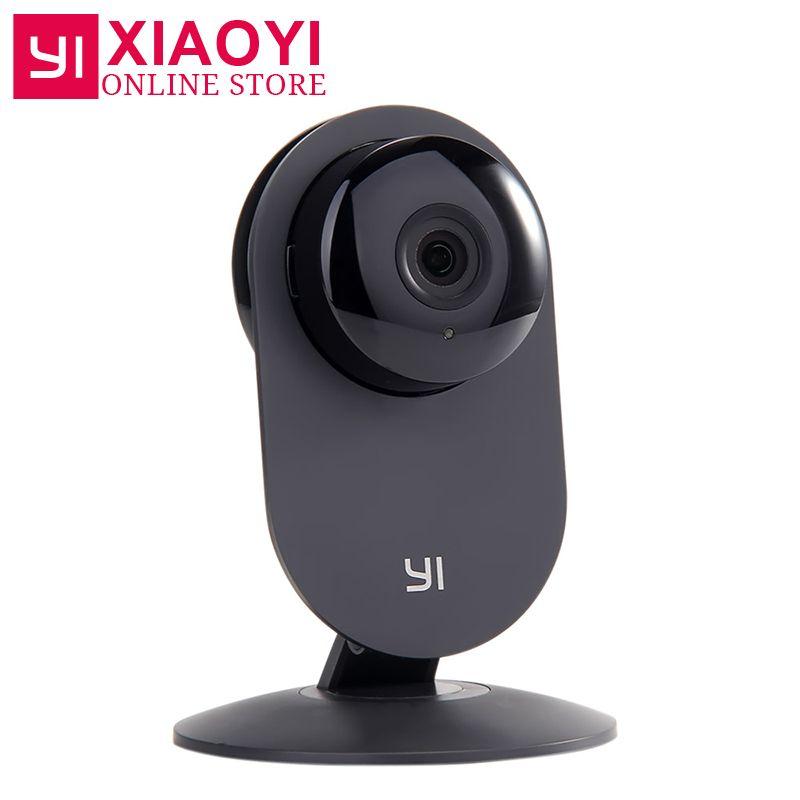 [International Edition] YI Home Camera 720P Xiaomi Xiaoyi IP Camera 110 <font><b>Wide</b></font> Angle Two-way Audio Activity Alert Smart Webcam