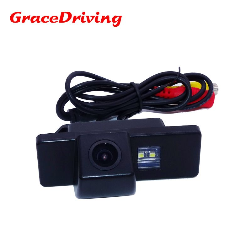 Free shipping CCD Car rear <font><b>view</b></font> camera for Nissan Qashqai X-Trail Geniss Pathfinder Dualis Sunny 2011 Juke car parking camera